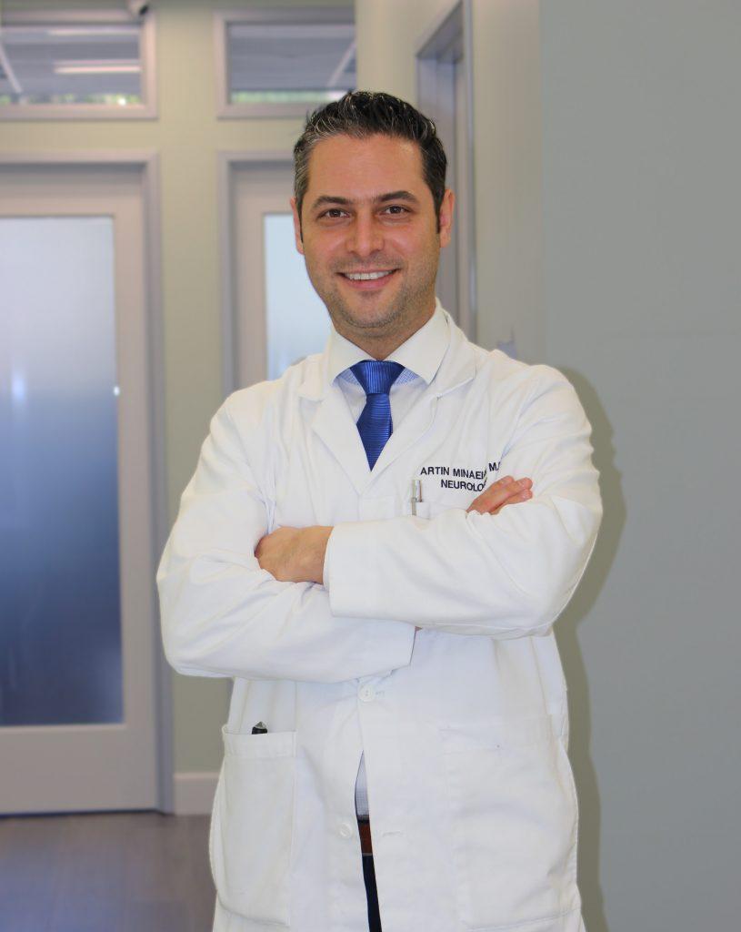Dr. Minaeian